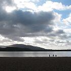 Loch Morlich - looking south east by Tazfiend