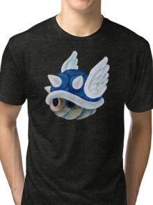 Blue Shell Tri-blend T-Shirt