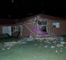 Coolest Thing happened tonight!!! Meth Lab explosion!! by Tim  Geraghty-Groves
