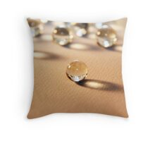 Lighting Study Throw Pillow