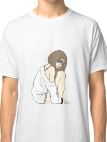 Sweater weather moments Classic T-Shirt
