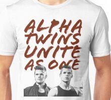 Alpha Twins Unisex T-Shirt