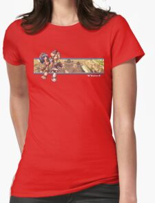 [RO1] Classic Thief Womens Fitted T-Shirt