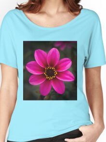 Dahlia Women's Relaxed Fit T-Shirt