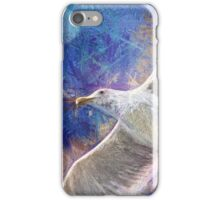Impressionist Gull 1 iPhone Case/Skin