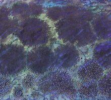 Purple Puffs by JETIII