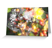 Botanical Madness Greeting Card