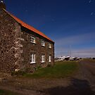 Old Herring House - Holy Island by David Lewins LRPS