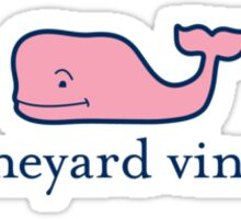 vineyard vines logo Sticker