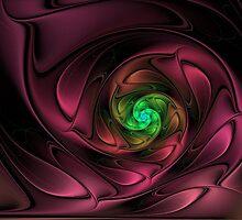 Silky Spiral by plunder