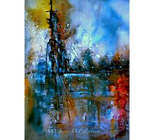 The Harbour... Photographic Print