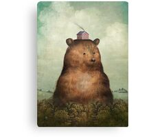 Growing Up Canvas Print