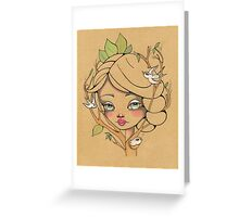 Birdsong Greeting Card