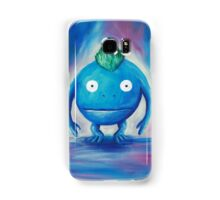 All life begins with Nu and ends with Nu Samsung Galaxy Case/Skin