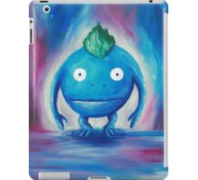 All life begins with Nu and ends with Nu iPad Case/Skin