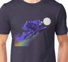 Luna ~ Space Unicorn Unisex T-Shirt