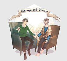 Always and Forever-Old Smosh by Didyoujustboop