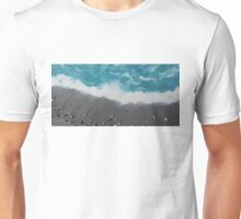 Cocoa Beach with Cocoa Beach Shells Unisex T-Shirt