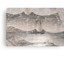 Ocean Sailing Canvas Print