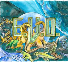 EVO Search for Eden by Katie Clark
