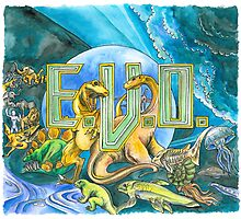 EVO Search for Eden Photographic Print