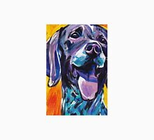 German Shorthaired Pointer Bright colorful pop dog art Unisex T-Shirt