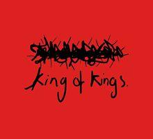 King Of Kings - Faith Lift Mens V-Neck T-Shirt