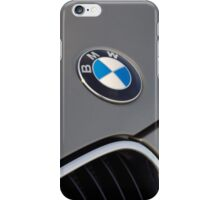 BMW Badge and Grill iPhone Case/Skin