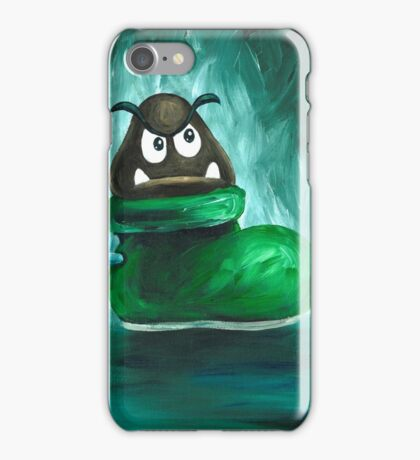 Kuribo / Goomba's Shoe iPhone Case/Skin