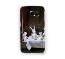 Alice in Wonderland/The Tea Party Samsung Galaxy Case/Skin