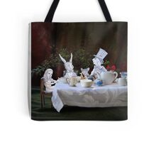 Alice in Wonderland/The Tea Party Tote Bag