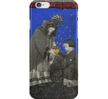 Kublai Khan and his Nurse iPhone Case/Skin
