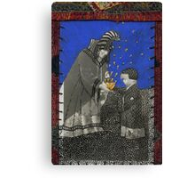 Kublai Khan and his Nurse Canvas Print