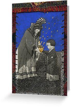 Kublai Khan and his Nurse by SusanSanford