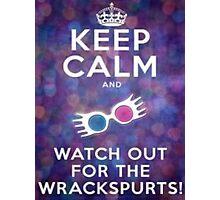 Wrackspurts Photographic Print