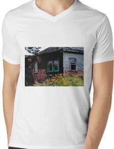 Abandoned Mens V-Neck T-Shirt