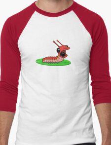 Screamapillar Men's Baseball ¾ T-Shirt