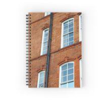 London Windows Spiral Notebook