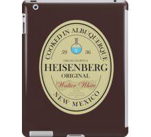 Heisenberg Home Brew iPad Case/Skin