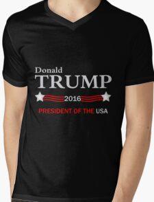 Donald Trump 2016 Election Mens V-Neck T-Shirt