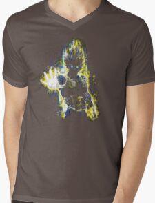 Epic Prince of Fighters Portrait Mens V-Neck T-Shirt