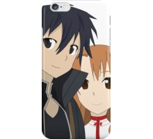 Sword Art Online - Kirito & Asuna iPhone Case/Skin