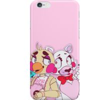 Toy Chica & Mangle iPhone Case/Skin