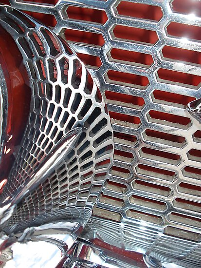 Grille by May Lattanzio