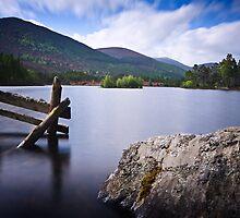 Loch an Eilein - Rothiemurchus, Scotland by David Lewins