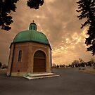 Mausoleum by Daniel Wills