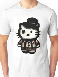 A Clockwork Kitty Unisex T-Shirt