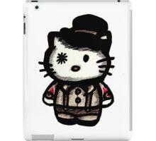 A Clockwork Kitty iPad Case/Skin