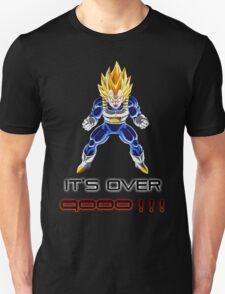 Vegeta IT'S OVER 9000 T-Shirt