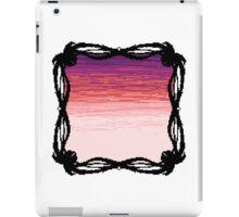 Pixel Sky- Sunset iPad Case/Skin